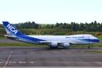 Kuuさんが、成田国際空港で撮影した日本貨物航空 747-4KZF/SCDの航空フォト(飛行機 写真・画像)
