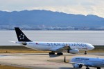 T.Sazenさんが、関西国際空港で撮影した中国国際航空 A330-243の航空フォト(写真)