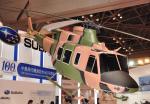 チャーリーマイクさんが、台場で撮影したSUBARU Bell 412EPXの航空フォト(写真)