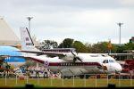 まいけるさんが、プーケット国際空港で撮影したタイ王国国家警察庁 CN-235-200の航空フォト(写真)