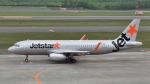 ライトレールさんが、新千歳空港で撮影したジェットスター・ジャパン A320-232の航空フォト(写真)