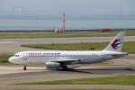 ハピネスさんが、関西国際空港で撮影した中国東方航空 A320-232の航空フォト(飛行機 写真・画像)