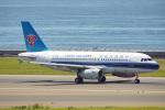 ちゃぽんさんが、中部国際空港で撮影した中国南方航空 A319-132の航空フォト(飛行機 写真・画像)