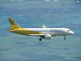 おっつんさんが、新石垣空港で撮影したバニラエア A320-214の航空フォト(写真)