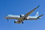 パンダさんが、成田国際空港で撮影した大韓航空 BD-500-1A11 CSeries CS300の航空フォト(飛行機 写真・画像)