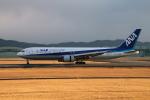 myoumyoさんが、熊本空港で撮影した全日空 767-381/ERの航空フォト(写真)