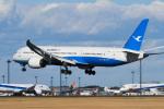パンダさんが、成田国際空港で撮影した厦門航空 787-9の航空フォト(写真)