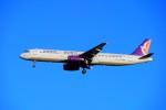 hidetsuguさんが、新千歳空港で撮影したマカオ航空 A321-231の航空フォト(写真)