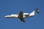 mogusaenさんが、静岡空港で撮影した国土交通省 航空局 525C Citation CJ4の航空フォト(飛行機 写真・画像)