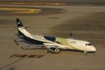 VIPERさんが、羽田空港で撮影したグァンフィ ERJ-190-100 ECJ (Lineage 1000)の航空フォト(写真)
