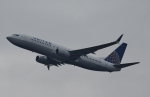 鉄バスさんが、関西国際空港で撮影したユナイテッド航空 737-824の航空フォト(写真)