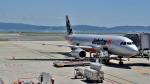 ライトレールさんが、関西国際空港で撮影したジェットスター・ジャパン A320-232の航空フォト(写真)