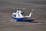 Cスマイルさんが、名古屋飛行場で撮影したティー・エム・シー・インターナショナル 412EPの航空フォト(写真)