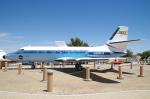 たーしょ@0525さんが、パームデール・リージョナル空港で撮影したアメリカ航空宇宙局 VC-140B JetStarの航空フォト(写真)
