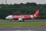 たーしょ@0525さんが、成田国際空港で撮影したエアアジア・ジャパン(〜2013) A320-216の航空フォト(写真)