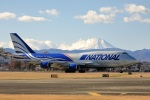 new_2106さんが、横田基地で撮影したナショナル・エア・カーゴ 747-428(BCF)の航空フォト(写真)