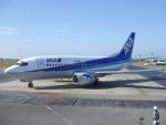 さもんほうさくさんが、石垣空港で撮影したエアーネクスト 737-54Kの航空フォト(写真)