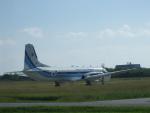 さもんほうさくさんが、石垣空港で撮影した海上保安庁 YS-11A-207の航空フォト(写真)