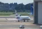 KAZKAZさんが、成田国際空港で撮影したメキシコ企業所有 Falcon 900EXの航空フォト(写真)