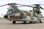 もぐ3さんが、小松空港で撮影した航空自衛隊 CH-47J/LRの航空フォト(飛行機 写真・画像)