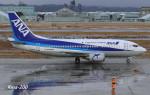RINA-281さんが、小松空港で撮影したANAウイングス 737-54Kの航空フォト(写真)