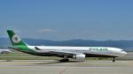 ライトレールさんが、関西国際空港で撮影したエバー航空 A330-302の航空フォト(写真)