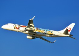 M.Ochiaiさんが、宮崎空港で撮影したジェイ・エア ERJ-190-100(ERJ-190STD)の航空フォト(写真)