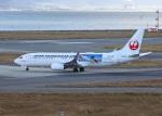 PGM200さんが、関西国際空港で撮影した日本トランスオーシャン航空 737-8Q3の航空フォト(写真)