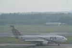 さもんほうさくさんが、成田国際空港で撮影したパキスタン国際航空 A310-308の航空フォト(写真)