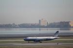 さもんほうさくさんが、サンフランシスコ国際空港で撮影したユナイテッド航空 A320-232の航空フォト(写真)