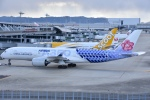 FLYING  HONU好きさんが、関西国際空港で撮影したチャイナエアライン A350-941XWBの航空フォト(写真)