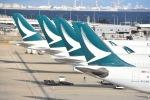 関西国際空港 - Kansai International Airport [KIX/RJBB]で撮影されたキャセイパシフィック航空 - Cathay Pacific Airways [CX/CPA]の航空機写真