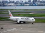なまくら はげるさんが、羽田空港で撮影した日本航空 767-346の航空フォト(写真)