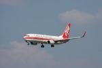 おがりょうさんが、福岡空港で撮影した中国聯合航空 737-89Pの航空フォト(写真)