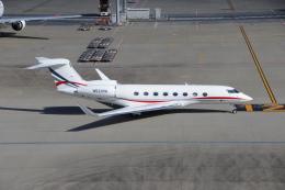 航空フォト:N521HN ウィルミントン・トラスト・カンパニー G650 (G-VI)