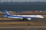 wingace752さんが、羽田空港で撮影した全日空 A321-272Nの航空フォト(写真)