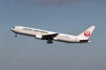 wingace752さんが、羽田空港で撮影した日本航空 767-346/ERの航空フォト(写真)
