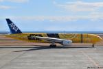 れんしさんが、山口宇部空港で撮影した全日空 777-281/ERの航空フォト(写真)