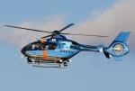 あしゅーさんが、福岡空港で撮影した福岡県警察 EC135P2+の航空フォト(飛行機 写真・画像)