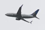 kuro2059さんが、関西国際空港で撮影したユナイテッド航空 737-724の航空フォト(写真)