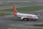 kuro2059さんが、関西国際空港で撮影したチェジュ航空 737-8GJの航空フォト(写真)