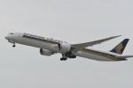 kuro2059さんが、関西国際空港で撮影したシンガポール航空 787-10の航空フォト(飛行機 写真・画像)