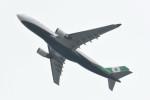 kuro2059さんが、関西国際空港で撮影したエバー航空 A330-203の航空フォト(写真)
