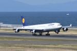 kuro2059さんが、中部国際空港で撮影したルフトハンザドイツ航空 A340-313Xの航空フォト(写真)