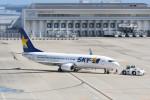 kuro2059さんが、中部国際空港で撮影したスカイマーク 737-8HXの航空フォト(写真)