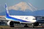 new_2106さんが、羽田空港で撮影した全日空 777-381/ERの航空フォト(写真)