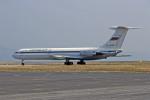 Gambardierさんが、岡山空港で撮影したアエロフロート・ロシア航空 Il-62Mの航空フォト(写真)