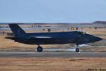 れんしさんが、岩国空港で撮影したアメリカ海兵隊 F-35B Lightning IIの航空フォト(写真)