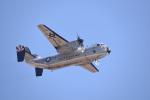 Aurora56さんが、厚木飛行場で撮影したアメリカ海軍 C-2A Greyhoundの航空フォト(写真)