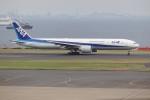 航空研究家さんが、羽田空港で撮影した全日空 777-381/ERの航空フォト(写真)